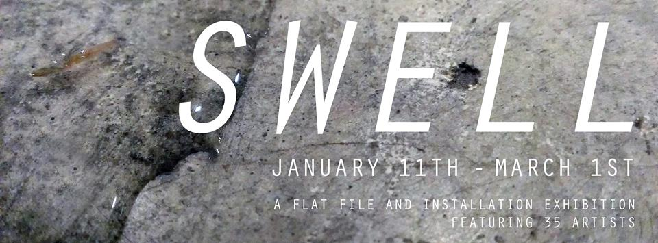 SWELL at GRIN, Opens Jan. 11th!